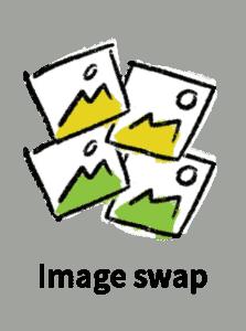 Image swap