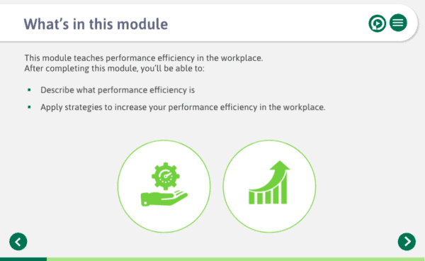 Performance Efficiency