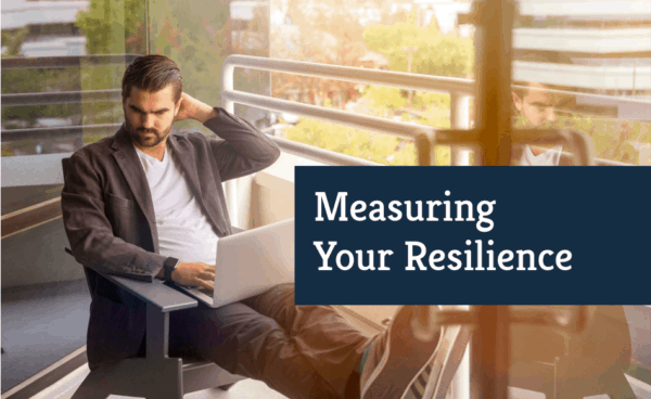 measuring your resilience