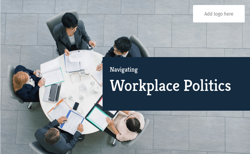 navigating workplace politics