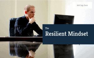 the resilient mindset