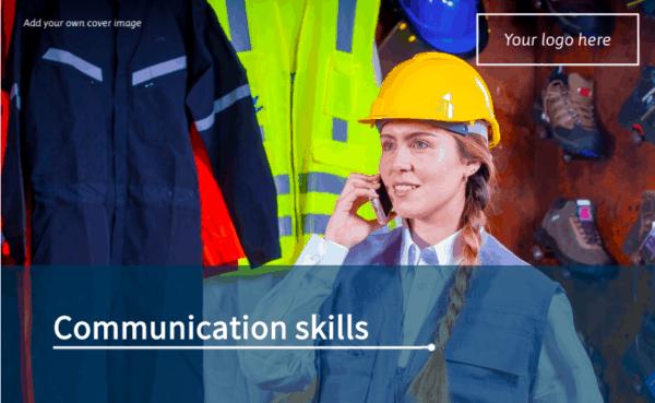 communication skills at work intro