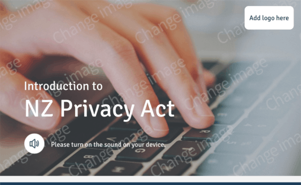 Introduction to Privacy