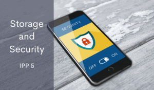 NZ Privacy Act IPP 5 storage and security
