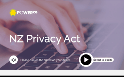 How we helped Powerco prepare for big privacy changes