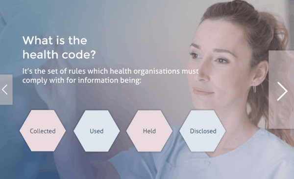 What is the health code