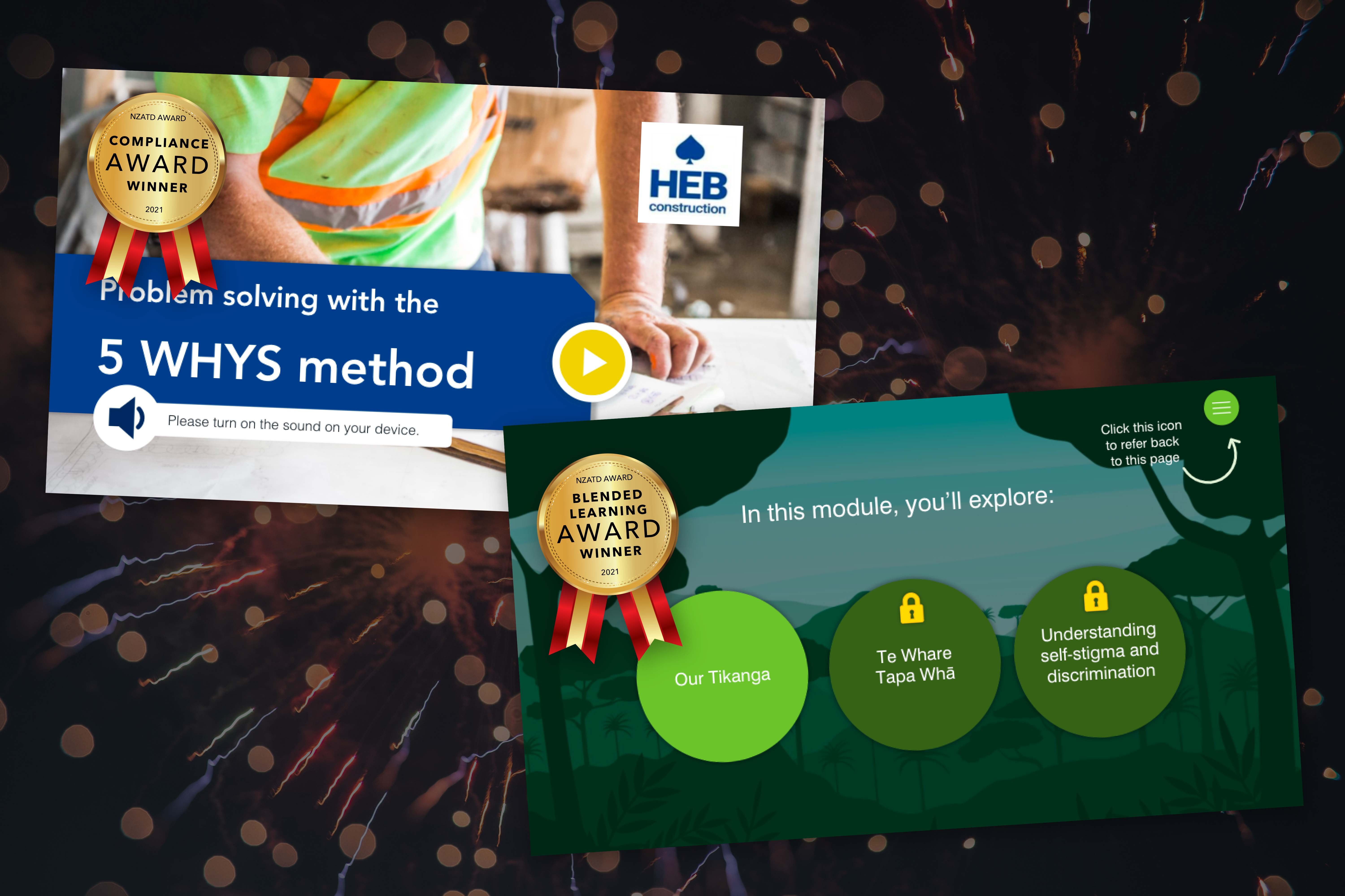 Industry recognition for our parent company – Smartwork Creative